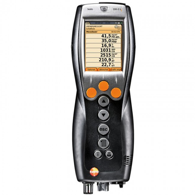 Testo 330-1 LL с Bluetooth
