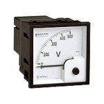 Schneider Electric 0-500В 72х72