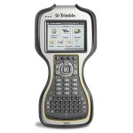 TRIMBLE TSC3, ПО TA GNSS, ABCD
