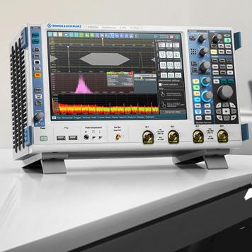 Лабораторный осциллограф Rohde&Schwarz RTO2000 - лучший в своем классе среди всех конкурентов!