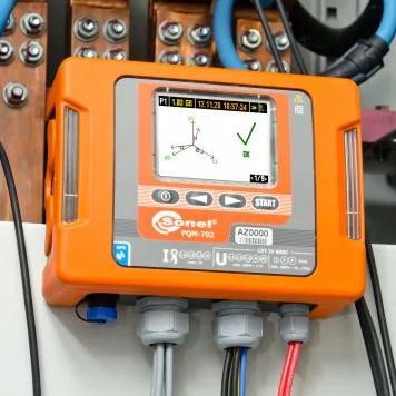Анализаторы параметров качества электроэнергии Sonel серии PQM-700 для проверки электроустановок