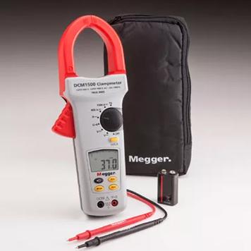 Профессиональные токоизмерительные клещи. Позволяют измерять до 1500 А переменного тока