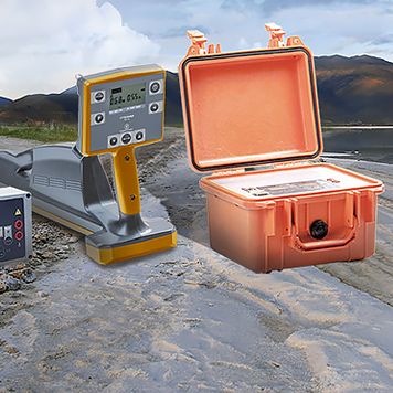 Комплекс трассопоисковый Сталкер, модели 75-14, 75-12, 15-14, 15-12 от компании Радио-сервис