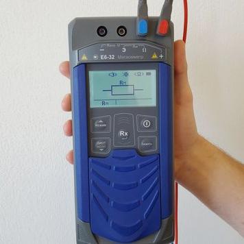Мегаомметры Е6-32 для измерения сопротивления изоляции электрических цепей от компании Радио-сервис