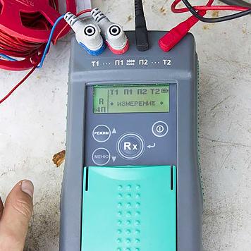 Измеритель сопротивления заземления ИС-10 от компании Радио-сервис
