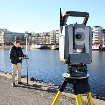 Экономьте время на полевые и камеральные работы с технологией SureScan