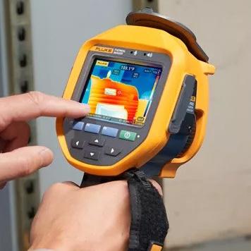 Fluke Ti401 PRO ультимативное решение для энергетиков, с матрицей 640х480 по цене 320х240. Никакой интерполяции!