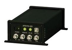 Компания AnaPico выпустила новый двухканальный синтезатор частот APSYN420-2