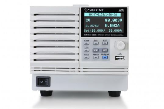 Многоканальные мультидиапазонные источники питания АКИП-1159 мощностью до 1080 Вт