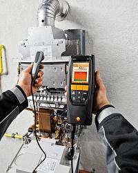 Прекращение поставки комплектов газоанализаторов Testo