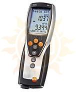 testo 435-1 - многофункциональный измерительный прибор