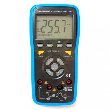 АМ-1171 с опцией BT Мультиметр с опцией Bluetooth