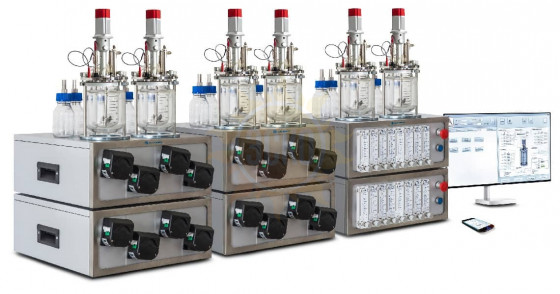 Параллельные биореакторы Bio Bench Parallel