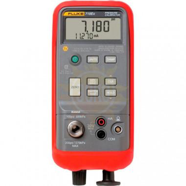 Fluke 718Ex - взрывобезопасный калибратор давления