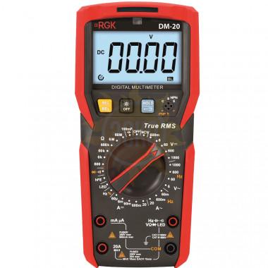 Мультиметр RGK DM-20