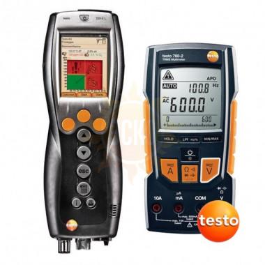 Видео с Testo 330-2 LL NOx BT  760-2