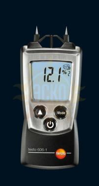 testo 606-1 - прибор для измерения влажности древесины и стройматериалов