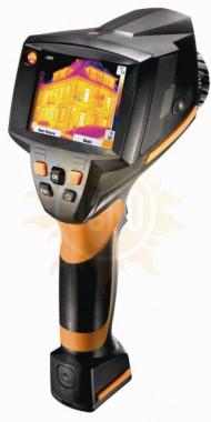 Testo 875-2i - тепловизор (с цифровой камерой и возможностью установки телеобъектива)