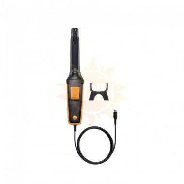 Testo Зонд уровня СО2 с сенсорами температуры и влажности, фиксированный кабель