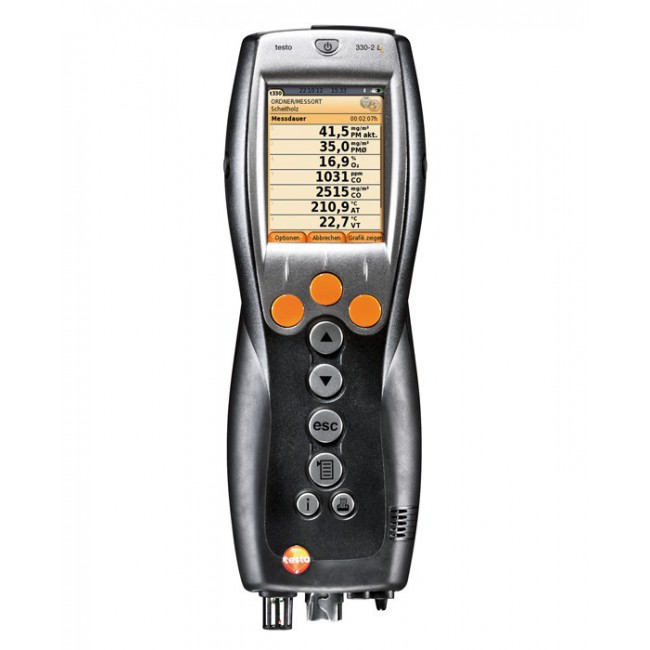 Testo 330-2 LL с Bluetooth